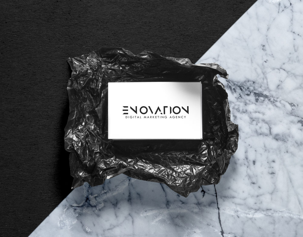 Enovation – Corporate Stationary