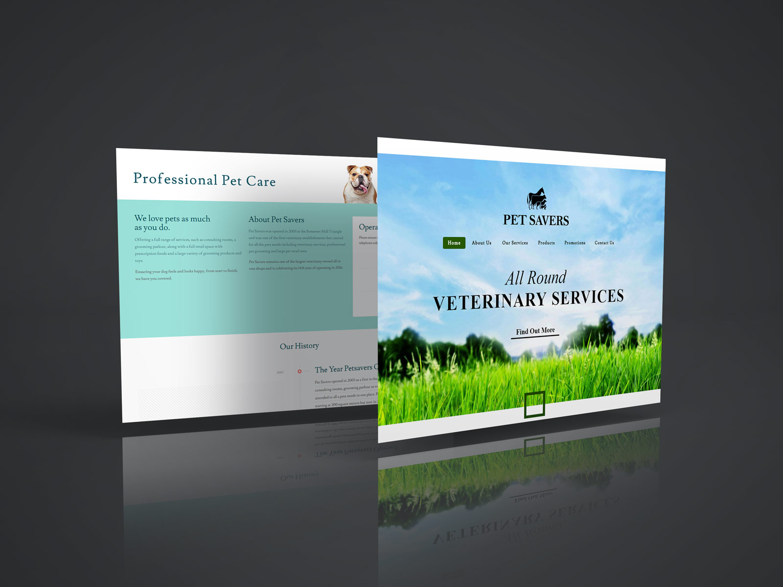 enovation portfolio petsavers