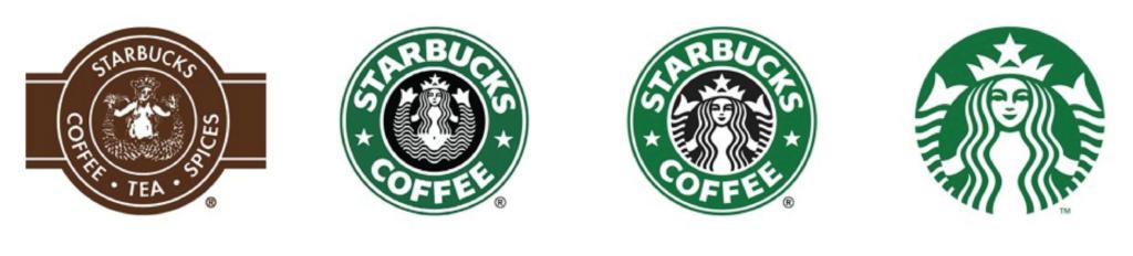 Re-branding: zoom-effect