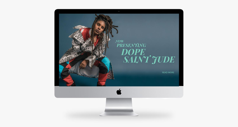Dope Saint Jude